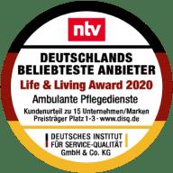 Korian Auszeichnung - NTV