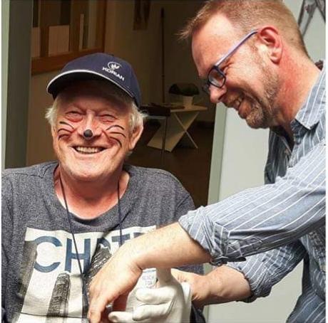 """Wolfgang Schoeben ist Auszubildender im KORIAN-Heim """"Zentrum für Betreuung und Pflege am Eifelsteig in Landscheid"""""""