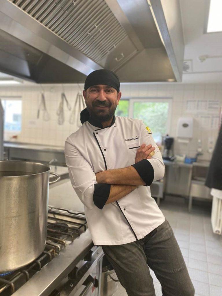 Stellvertretender Küchenchef bei KORIAN, Mesut Lale