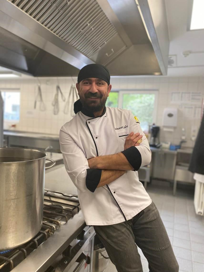 Küchenleiter bei Korian