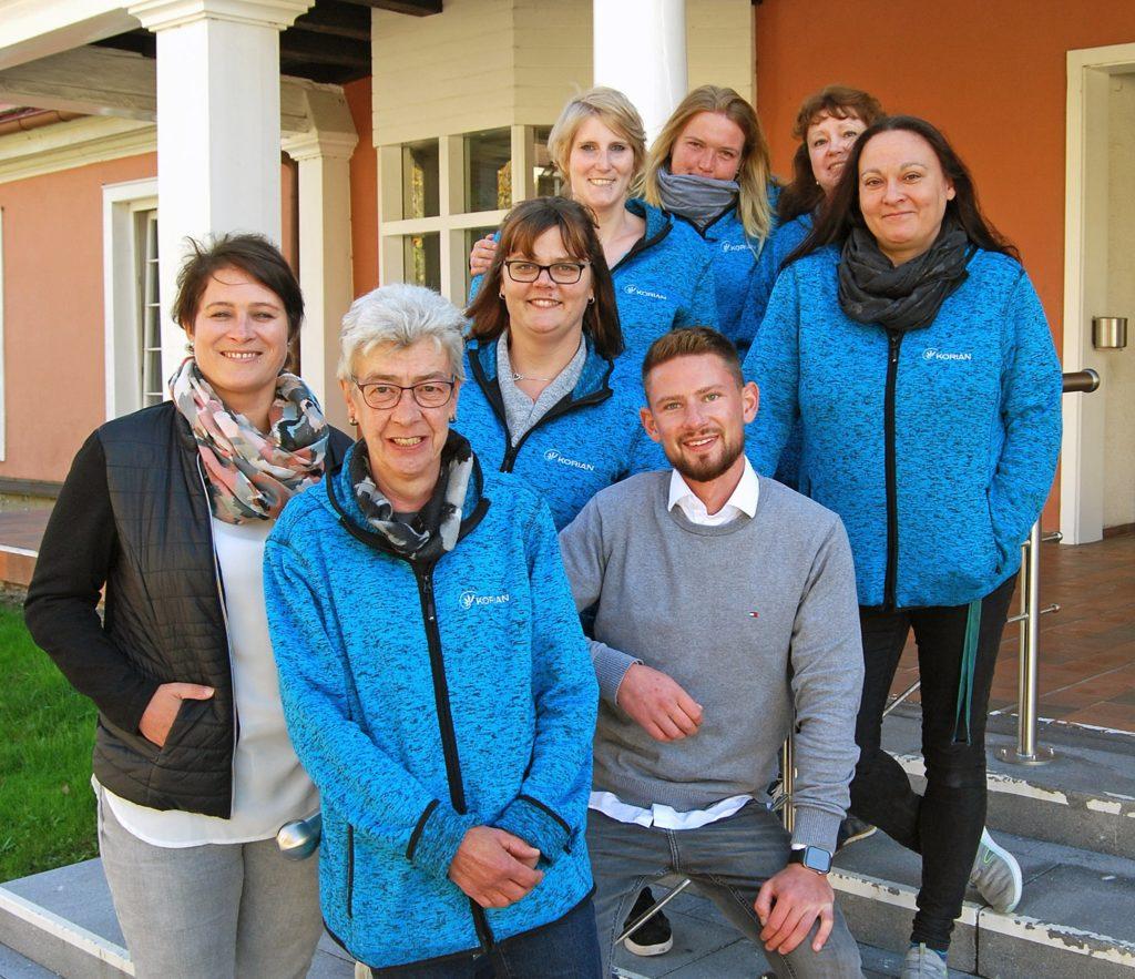 """Das Team des Ambulanten Dienst """"Betreuung und Pflege zuhause Bad Dürrheim"""""""