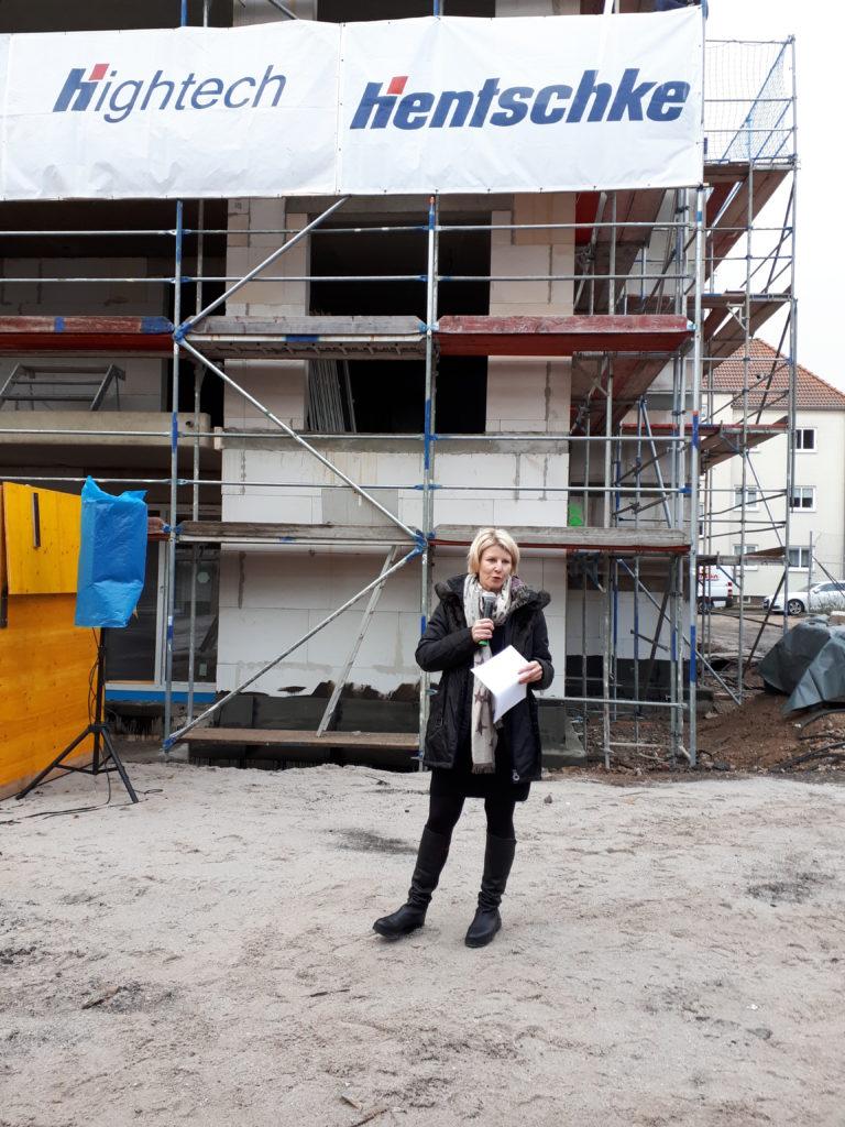 Sabine Schröder, Geschäftsführerin der Region Nord-Ost bei KORIAN Deutschland.